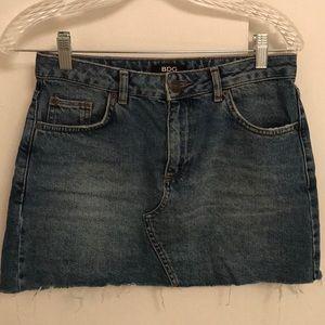 Urban Outfitters denim skirt